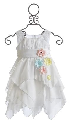 Biscotti Flower Girls Dress $59.00