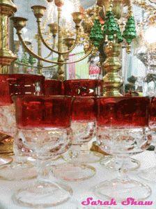 Cranberry-Glass-Amazing-Grace-Antiques-Marshall-Michigan