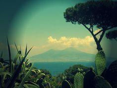 -Magnifico Vesuvio-
