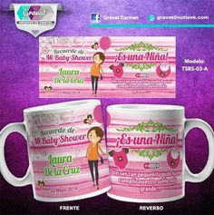 Taza Baby Shower 03-A