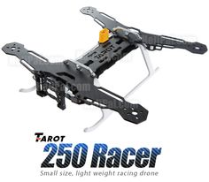 Tarot 250 Racing Drone Airframe - Tarot-Frame-TL250A