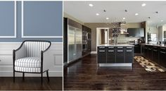"6"" x 24"" Hampton Plank by Eleganza | Wood Look Porcelain Tiles | Brown Chestnut, Black Walnut, White Ash"