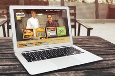 Website Brand Identity