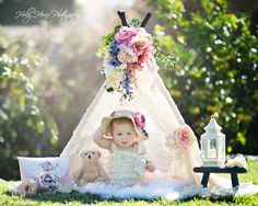 Toddler Teepee Tent for Kids with Lace and optional Pink Fluffy Rug Toddler Photography, Photography Props, Newborn Photography, Photography Hashtags, Indoor Photography, Landscape Photography, Toddler Teepee, 6 Month Baby Picture Ideas, Studio Decor