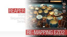 This weeks delve into the Reaper archives throws up this little beauty. How to remap your EZ Drummer in #ReaperDAW.   https://www.youtube.com/watch?v=HHl2jd278Po
