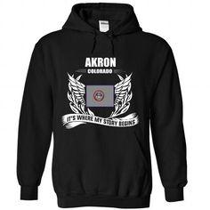 Akron - #long shirt #big sweater. SATISFACTION GUARANTEED => https://www.sunfrog.com/No-Category/Akron-8082-Black-Hoodie.html?68278