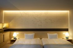 Tonerico Hotel Room at Ogawaya Ryokan, desenhado por Bazik