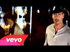 Tim McGraw - One Of Those Nights .so appropriate for tonight, I'm in a hurry putting my lipstick & heels for evening business meeting.& I LOVE Tim McGraw, Brad Paisley & Keith Urban. Country Music Videos, Country Music Stars, Country Songs, Music Film, My Music, Music Concerts, Trailers, Tim And Faith, Tim Mcgraw Faith Hill