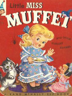 little miss muffet.