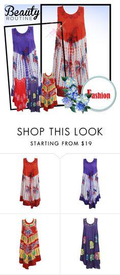 Women's Tie Dye Tank Dresses by baydeals on Polyvore  http://stores.ebay.com/mogulgallery?_rdc=1