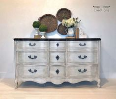 French Farmhouse Dresser | General Finishes Design Center