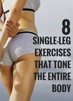 Perfect exercises to balance out your left and right sides.