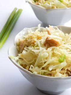 Asian Crunch Salad - A Spark of Creativity