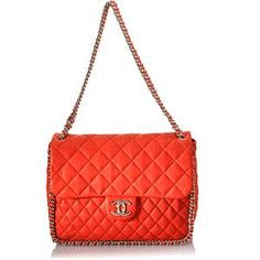 Chanel Chain Around Flap Shoulder Handbag #BBOSBrandBurst