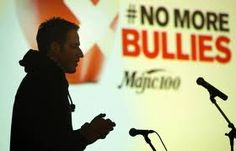 Majic No More Bullies Campaign Stop Bullying, Together We Can, Close To My Heart, Women Empowerment, Charity, The 100, Campaign, Random Thoughts, Bullies