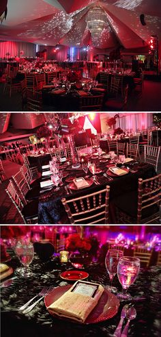 Quinceanera  French theme Moulin rouge.wow.via sparks decor.