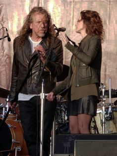 Robert Plant and his Band of Joy