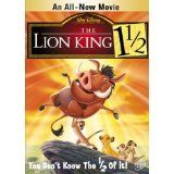 The Lion King 1 1/2 (DVD)By Nathan Lane