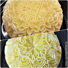 Sýr cheese Gouda carving thaicarving dárek art