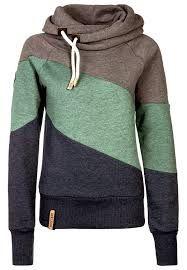 open face side zip hoodie. #cute!