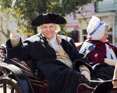 No Place Like Historic Old Town Alexandria to Enjoy a President's Day Parade  