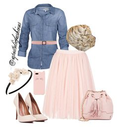 """""""Apostolic Fashions #837"""" by apostolicfashions on Polyvore featuring Fat Face, Ted Baker, Kate Spade, Rebecca Minkoff and L. Erickson"""