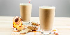 Vega - Ginger Peach Smoothie