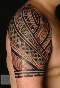 9 Mejores Imágenes De Tatuaje Maori Hombro Polynesian Tattoos