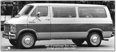 1983 dodge ram wagon 12 passenger