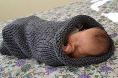Merino Kids Winter-Weight Sac de couchage pour enfants de 2 /à 4 ans Gris clair//Rayures Gris