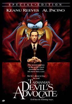 Tazmanian Devil's Advocate--Special Edition lol