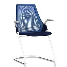 SAYL SIDE CHAIR - HERMAN MILLER - http://www.hermanmiller.com/products/seating/multi-use-guest-chairs/sayl-side-chairs.html