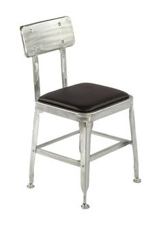 The Vrads Black Side Chair by Control Brand on @HauteLook 199