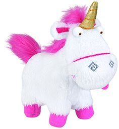 Despicable Me Plush Buddy Fluffy Unicorn Toy Figure >>> Find out more about the great product at the image link.(It is Amazon affiliate link) #developer