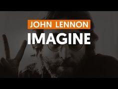 John Lennon - Imagine - How to Play it on Acoustic Guitar - Easy Beginner Guitar Lessons - YouTube