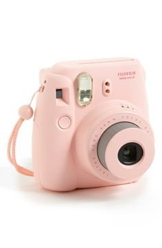 Pop! Snap! Fujifilm Pink Instant Film Camera