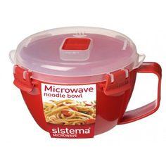 Sistema Microwave Noodle Bowl 940 ml,... $7.49 #bestseller