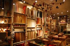 Fabric shop in Nyon - Au Coeur du Patchwork