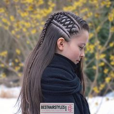 to easy braided hairstyles evening hairstyles hairstyles designs hairstyles different hairstyles 2018 braid and curls quiff hairstyles hairstyles for 6 year olds # fulani Braids with curls Cute Braided Hairstyles, Short Hair Updo, Braids For Black Hair, Box Braids Hairstyles, Pretty Hairstyles, Girl Hairstyles, Fast Hairstyles, Hairstyles 2018, Curly Hair