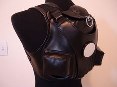 Lara Croft Tomb Raider Underworld Backpack by AverlyDesigns