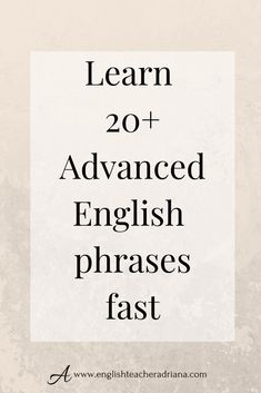 """Advanced English Vocabulary and Words to use instead of """"I Don't like it"""""""