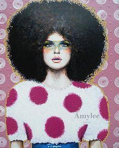 Painting Amylee Paris   www.amylee-paris.com