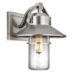 Murray Feiss Boynton Outdoor Wall Lantern - OL13900PBS