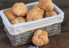 Semmerl (nach Christina Bauer) Food, Oven, Fresh, Food And Drinks, Recipes, Breads, Thermomix, Eten, Meals