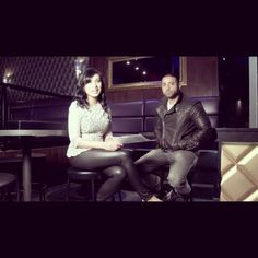 Necklace from Battery House Plus worn by beautiful Ashna during her interview with Jay Sean