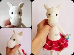 In this article we will share amigurumi rainbow amigurumi free crochet pattern. You can find everything you want about Amigurumi. Crochet Unicorn Pattern, Cat Pattern, Crochet Patterns Amigurumi, Amigurumi Doll, Crochet Dolls, Free Pattern, Free Crochet, Crochet Baby, Knitted Animals