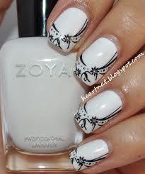 Risultati immagini per nail art bianco