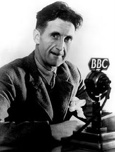 Eric Arthur Blair (25 June 1903 – 21 January 1950), better known by his pen name George Orwell, was an English author and journalist. Perhaps the twentieth century's best chronicler of English culture, Orwell wrote fiction, literary criticism and poetry.  He is best known for the dystopian novel 'Nineteen Eighty-Four' (published in 1949) and the satirical novella 'Animal Farm' (1945)—they have together sold more copies than any two books by any other twentieth-century author.