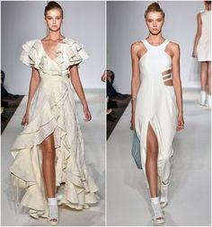 London Fashion Week – Paul Costelloe