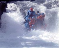 White Water Rafting - next vacation!  whoo hoo!